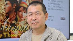 O δημιουργός του Shenmue μιλά για το επόμενο παιχνίδι