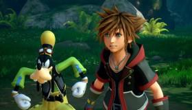 Kingdom Hearts III gameplay videos