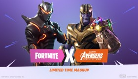 Fortnite: Σταματάει ο Thanos και το Infinity Gauntlet
