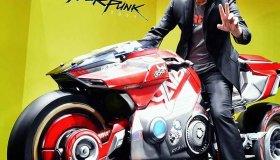 Cyberpunk 2077: Ο Keanu Reeves στο Tokyo Game Show 2019
