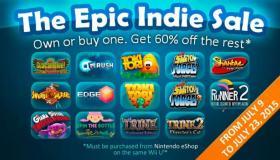 Wii U eShop Epic Indie Sale