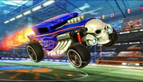 Rocket League: Hot Wheels DLC