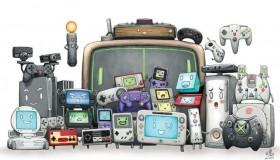 Η ιστορία του console gaming