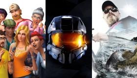 Δωρεάν The Sims 4, Halo Collection και Fishing Sim World