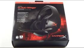 Kingston HyperX Cloud Stinger review