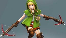 Linkle: Η female Link