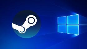 Οι μισοί χρήστες στο Steam χρησιμοποιούν Windows 10