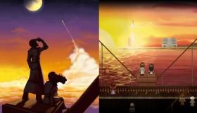 Animated ταινία To the Moon