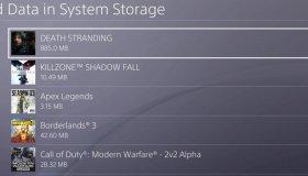 Death Stranding: Κάθε save φτάνει σχεδόν 1GB