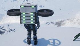 Walking Simulator: Adventure κλώνος του Death Stranding