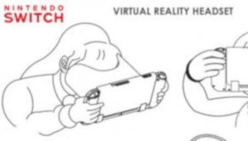 Πατέντα της Nintendo δείχνει Nintendo Switch VR Headset