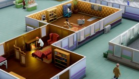 Two Point Hospital από τους developers του Theme Hospital