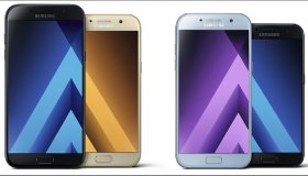 Samsung Galaxy A7, Α5 και A3