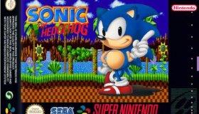 Modder μετέφερε το Sonic the Hedgehog στο SNES