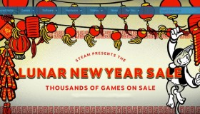 Steam Lunar New Year Sale 2018