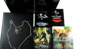 The Witcher 2: Enhanced Edition Unboxing