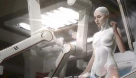 Quantic Dream: Kara Tech demo