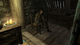 Mod του Skyrim σας μετατρέπει σε καρεκλάκι για να κάτσει η Lydia