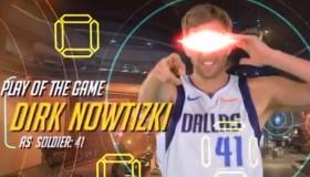 Χιουμοριστικό βίντεο του Overwatch με stars του NBA