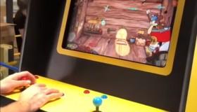 Arcade καμπίνα για το Cuphead