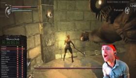 Αποτυχία σε perfect run των Soulsborne games τελευταία στιγμή