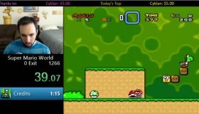 Speedrunner τερματίζει το Super Mario World σε 54 δευτερόλεπτα