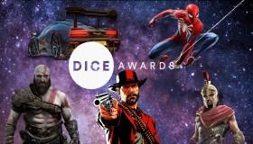 DICE Awards 2019: Οι υποψήφιοι