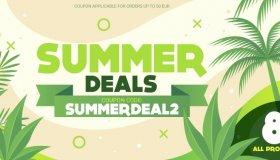 Gamivo Summer Sale 2 - Εκπτώσεις 8% σε πολλά games