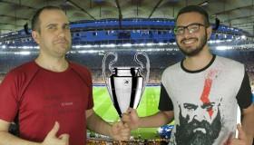 FIFA 18: Τελικός UEFA Champions League: Ρεάλ Μαδρίτης - Λίβερπουλ