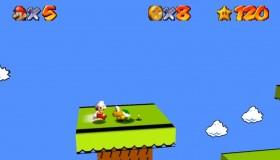 Συνδυασμός Super Mario Bros και Super Mario 64