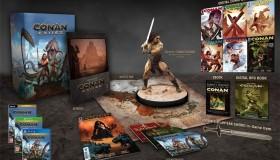Conan Exiles: Ημερομηνία κυκλοφορίας και Collector's Edition