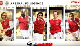 Pro Evolution Soccer 2019 Legends