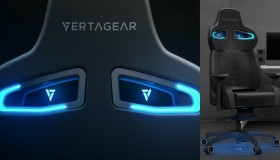Vertagear Racing PL4500 RGB Gaming chair