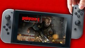 Το Wolfenstein στο Switch χρειάζεται αγορά MicroSD για επιπλέον download