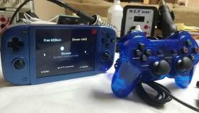 GS2: Το PS2 ως φορητή κονσόλα από modder