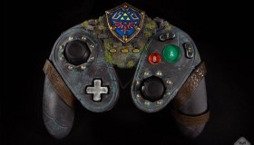 Custom χειριστήριο The Legend of Zelda