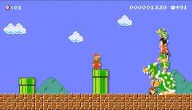 Super Mario Maker: H Nintendo διαγράφει levels