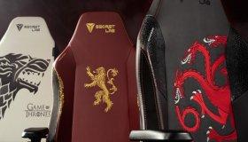Gaming καρέκλες εμπνευσμένες από το Game of Thrones