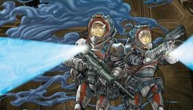 StarCraft: Scavengers comic