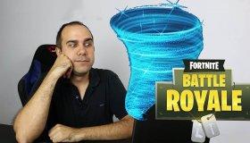 WTF News 14: Παίζοντας Fortnite μέσα σε ανεμοστρόβιλο