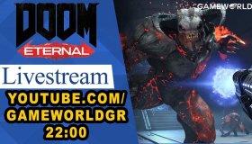 DOOM Eternal Livestream