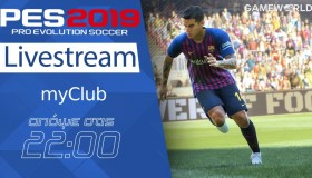 Pro Evolution Soccer 2019 Livestreams