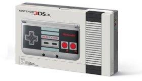 3DS XL: NES και Persona Q bundles