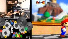 Speedrunner κάνει ρεκόρ σε Super Mario 64 και Zelda παίζοντας με ντραμς
