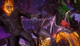 Marvel vs. Capcom Infinite gameplay videos