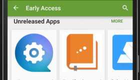 Google Play Early Access