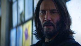 Ο Keanu Reeves στο Cyberpunk 2077