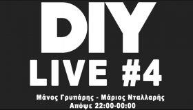 DIY Livestream 4