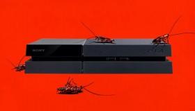 """Οι κατσαρίδες """"αγαπούν"""" το PS4"""