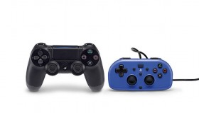 PS4 Mini Wired Controller